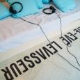 Marie-Eve Levasseur - 'An Inverted System of Feel' (c) J. Van Belle - WBI - cliquer pour agrandir