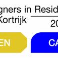 Logo Designers in Residence Kortrijk 2017 - cliquer pour agrandir