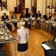 Le CREF à Paris pour rencontrer les universités canadiennes de l'U15 - cliquer pour agrandir