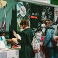 Le stand Wallonie-Bruxelles - cliquer pour agrandir