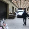 Visite des ateliers de production (Hangar) - Grrenbiz à Molenbeek - cliquer pour agrandir