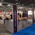 Stand Wallonie-Bruxelles à la Foire du Livre de Francfort 2015 - cliquer pour agrandir