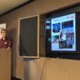 Dr. Andreas Distler, titulaire du nouveau record mondial d'efficacité pour les modules solaires organiques - cliquer pour agrandir