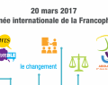 20 mars - Journée internationale de la Francophonie