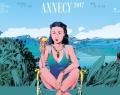 Affiche Festival International du Film d'Animation d'Annecy