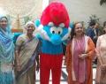 Lors de la mission tourisme organisée par l'Awex Mumbai