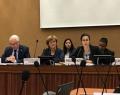 Présidence d'un groupe de travail de la CNUCED pour la Délégation Générale WB à Genève