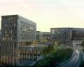 Le futur China Belgium Technology Center de Louvain-la-Neuve