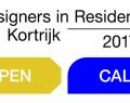 Logo Designers in Residence Kortrijk 2017