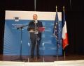Réception des vœux du Commissaire européen à la Délégation générale à Paris